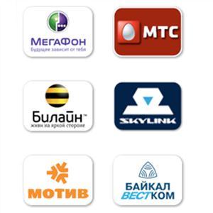 Операторы сотовой связи Уинского