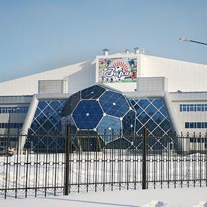 Спортивные комплексы Уинского